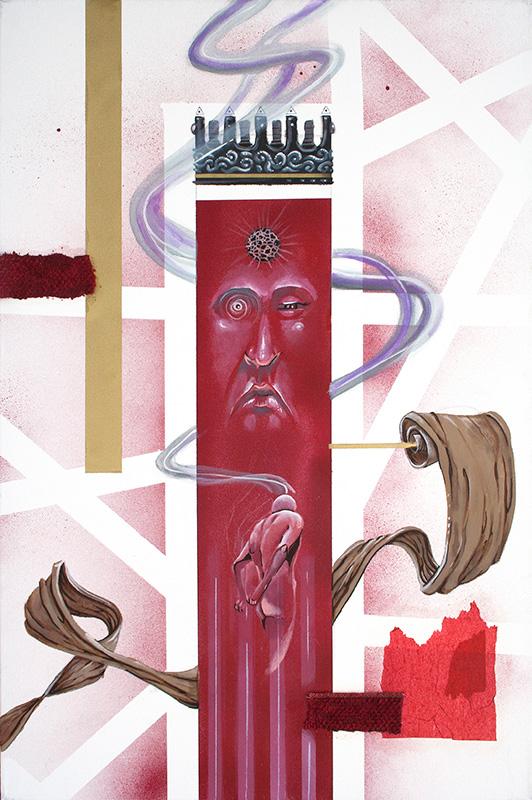 By Royal Decree | Original Art by Miles Davis | Massive Burn Studios